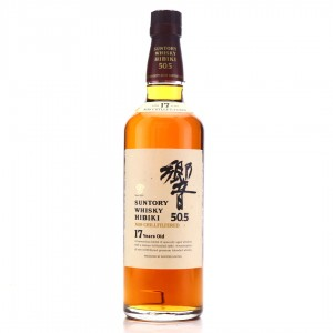 Hibiki Suntory Whisky 17 Year Old 50.5