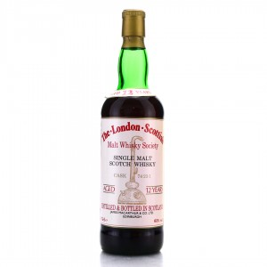 Caol Ila 12 Year Old James Macarthur London Scottish Malt Whisky Society