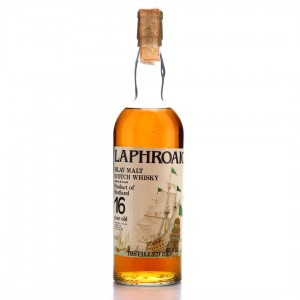 Laphroaig 1969 Sestante 16 Year Old Cask Strength