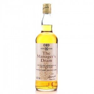 Glen Ord 16 Year Old Manager's Dram 1991