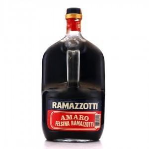 Ramazzotti Amaro 2 Litre 1970s