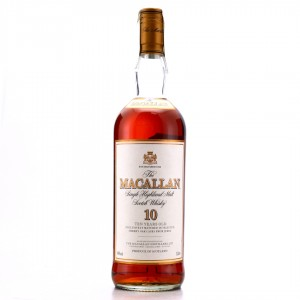 Macallan 10 Year Old 1 Litre early 2000s
