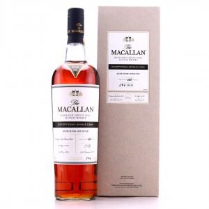 Macallan 2005 Exceptional Cask #6513-05 75cl/ 2018 Release - US Import