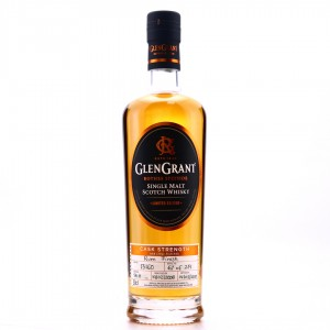 Glen Grant 2008 Single Rum Cask Finish #13160 50cl