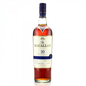 Macallan 30 Year Old Sherry Oak pre-2018