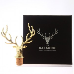 Dalmore Stag Bottle Stopper