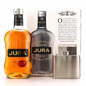 Jura 10 Year OldGift Pack
