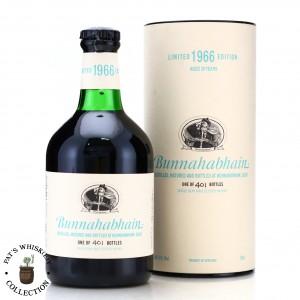 Bunnahabhain 1966 Single Cask 35 Year Old #4379 / Feis Ile 2002