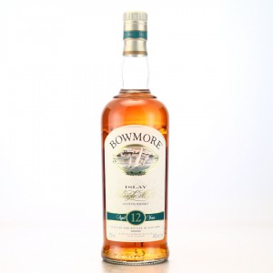 Bowmore 12 Year Old 75cl pre-2007 / US Import