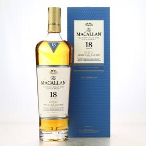 Macallan 18 Year Old Triple Cask 2019 Release
