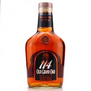 Old Grand-Dad 114 Proof Bourbon / Lot No.1