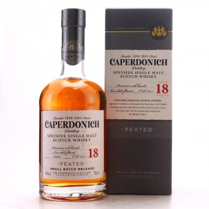 Caperdonich 18 Year Old Peated Small Batch Release
