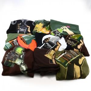 Ardbeg Day 2012-2020 T-Shirts x 9