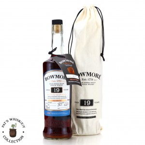 Bowmore 1998 Hand Filled 19 Year Old Cask #57 / Feis Ile 2017