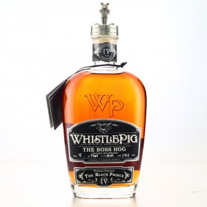 Whistlepig 14 Year Old Single Barrel Rye / The Boss Hog 4th Edition