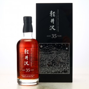 Karuizawa 1981 Single Sherry Cask 35 Year Old #6412 / Fazzino
