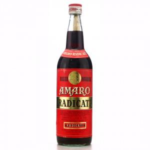 Rosso Naturale Amaro Radicati 1970s