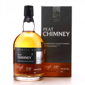 Wemyss Malts Peat Chimney Batch Strength / Batch #2