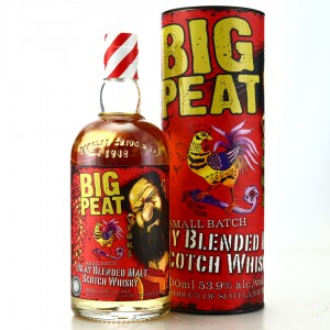 Big Peat Small Batch Taiwan Exclusive / Year of the Rooster