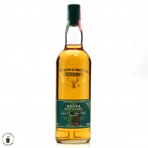 Brora 1982 Gordon and MacPhail Reserve / Collecting Whisky