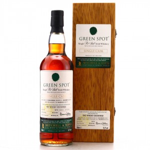 Green Spot 1991 Single Cask #50776 / TWE