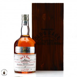 Brora 1981 Douglas Laing 28 Year Old Sherry Cask / Old and Rare