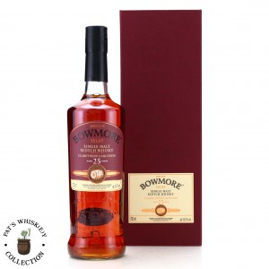 Bowmore 1990 Claret Wine Cask Finish 25 Year Old / Feis Ile 2016