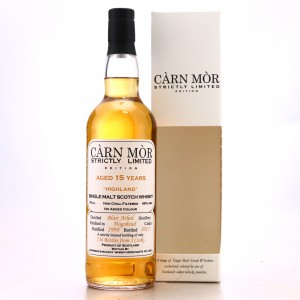 Blair Athol 1998 Carn Mor 15 Year old