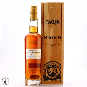 Royal Brackla 1975 Murray McDavid 27 Year Old Mission I