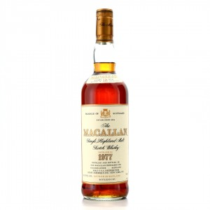 Macallan 1977 18 Year Old 75cl / US Import