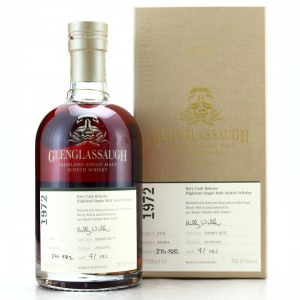 Glenglassaugh 1972 Single Sherry Cask 41 Year Old #2114