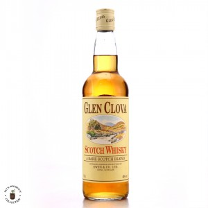 Glen Clova Scotch Whisky 1990s