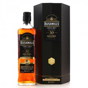 Bushmills 1990 Cognac Cask Finish 30 Year Old / The Causeway Collection - LMDW