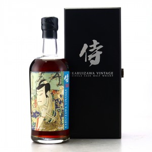 Karuizawa 1984 Single Sherry Cask 30 Year Old #3139 / Samurai