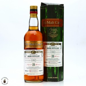 Brora 1982 Douglas Laing 23 Year Old Sherry Cask