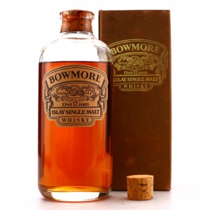 Bowmore 12 Year Old 50cl 1980s / Japan