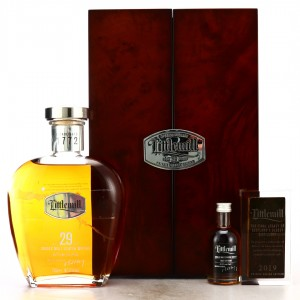 Littlemill 29 Year Old Private Cellar 2019 Release / Including Miniature
