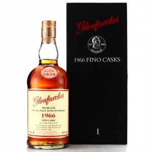Glenfarclas 1966 Fino Casks 47 Year Old Collector Series I
