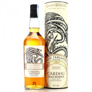 Cardhu Gold Reserve Game of Thrones / House Targaryen