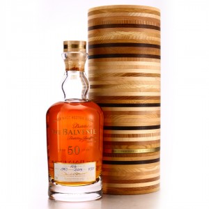 Balvenie 1963 Single Cask 50 Year Old #4570