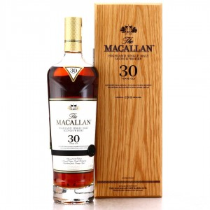 Macallan 30 Year Old Sherry Oak 2019 Release