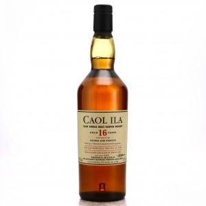 Caol Ila 16 Year Old Cask Strength / Feis Ile 2020