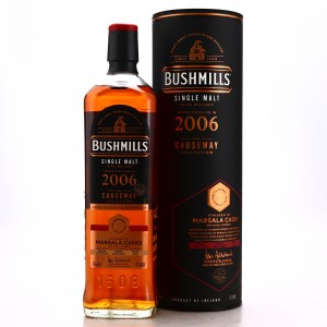 Bushmills 2006 Marsala Cask Finish / The Causeway Collection - The Whisky Club