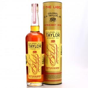 Colonel E.H. Taylor Straight Rye 2016