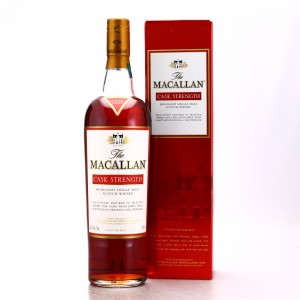 Macallan Cask Strength 60.1% 75cl / US Import