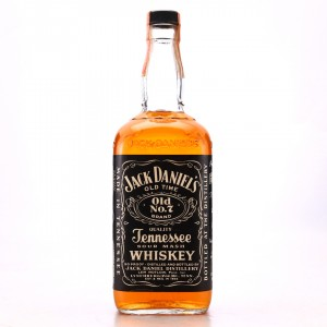 Jack Daniel's Old No.7 90 Proof 1 Litre 1982