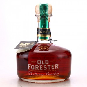 Old Forester 2002 Birthday Bourbon 12 Year Old
