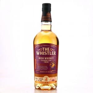 The Whistler Calvados Cask Finish Irish Whiskey Batch no.1