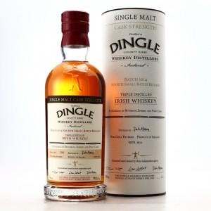 Dingle Small Batch Single Malt No.4 / Bourbon, Sherry & Port Casks