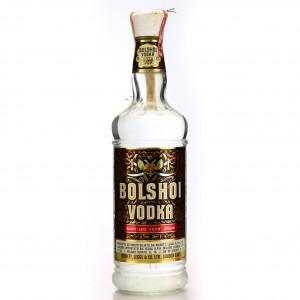Bolshoi Vodka 1980s